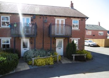 Thumbnail 1 bed end terrace house to rent in Solent Road, Church Gresley, Swadlincote