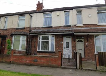 Thumbnail 3 bed terraced house to rent in Brooklands Grove, Crewe
