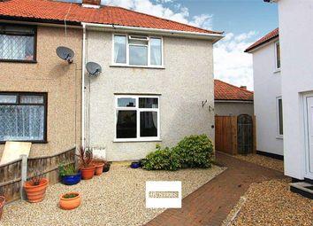 Thumbnail 3 bedroom end terrace house for sale in Bentry Road, Dagenham