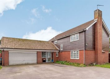 Thumbnail 4 bed detached house for sale in Southwold Road, Wrentham, Beccles, Suffolk