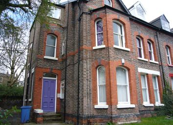 Thumbnail 1 bed flat to rent in Croxteth Grove, Liverpool