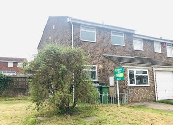 Thumbnail 3 bed semi-detached house for sale in Lyncroft Close, St. Mellons, Cardiff