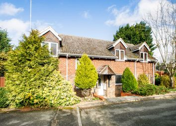 Thumbnail 4 bed detached house for sale in Brookside, Stanwick, Wellingborough