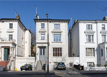 Thumbnail 3 bed flat to rent in Burdett Mews, Belsize Crescent, London