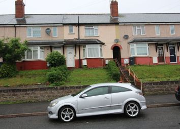 Thumbnail 3 bed terraced house for sale in Highfield Road, Tipton