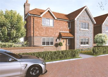 Wheatsheaf Fields, Popham Lane, North Waltham, Hampshire RG25. 4 bed detached house for sale