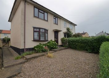 Thumbnail 3 bed semi-detached house for sale in New Romney Crescent, Leicester