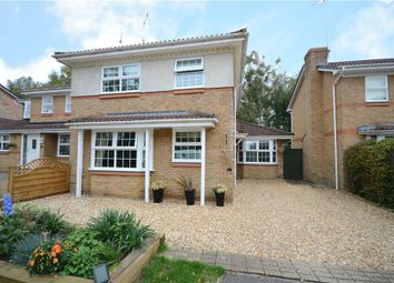 Thumbnail 4 bed detached house for sale in Trotwood Close, Claremont Heath, Sandhurst
