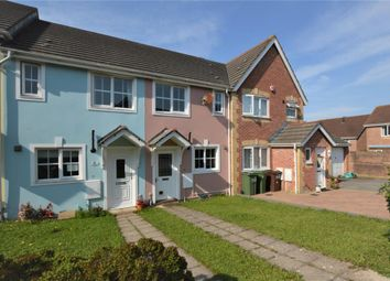 Thumbnail 2 bed terraced house to rent in Celandine Gardens, Plympton, Plymouth, Devon