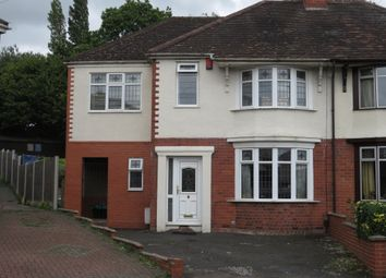 Thumbnail 4 bed semi-detached house for sale in Shepherds Brook Road, Lye, Stourbridge