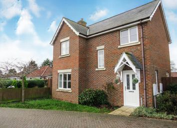 Thumbnail 3 bedroom detached house for sale in Greenland Avenue, Wymondham