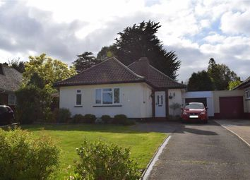 Thumbnail 3 bed detached bungalow for sale in Churchwood Way, St Leonards-On-Sea, East Sussex