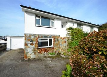 Thumbnail 3 bed detached house for sale in Bohelland Rise, Penryn