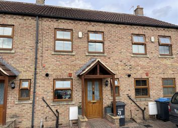 Thumbnail 3 bed terraced house for sale in Barbeck, York Road, Thirsk