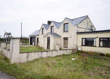 Thumbnail 5 bed detached house for sale in Uplands, Carmarthen
