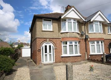 Thumbnail 3 bed semi-detached house for sale in Tismeads Crescent, Old Town, Swindon