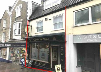 Thumbnail Commercial property for sale in Shooters Hill, Cowes