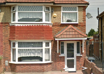Thumbnail 3 bed semi-detached house for sale in Browning Way, Hounslow