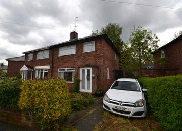 Thumbnail 3 bed semi-detached house for sale in Clapgates Crescent, Warrington
