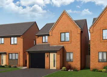 "Thumbnail 3 bed property for sale in ""The Staveley At Woodford Grange "" at Woodford Lane West, Winsford"