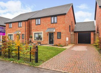 Thumbnail 4 bed detached house for sale in Teviot Grove, Birmingham