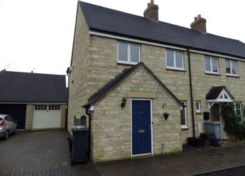 Thumbnail 3 bed terraced house to rent in Lavender View, Witney, Oxfordshire