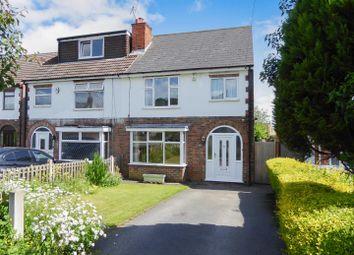Thumbnail 3 bed semi-detached house to rent in Normanton Lane, Littleover, Derby