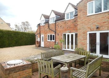 Thumbnail 6 bed detached house for sale in High Street, Maxey, Peterborough