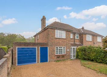 Thumbnail 3 bed semi-detached house for sale in Junction Road, Burgess Hill