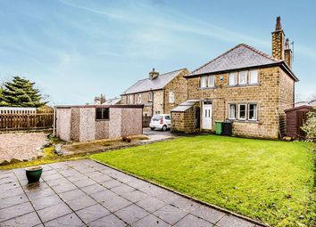 Thumbnail 3 bedroom detached house for sale in Woodside Road, Beaumont Park, Huddersfield