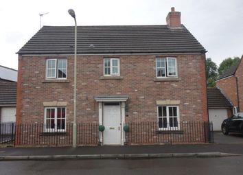 Thumbnail 4 bed detached house to rent in River Way, Brynmenyn