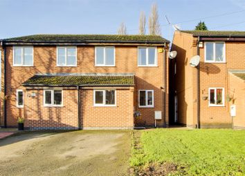 Thumbnail 3 bed semi-detached house for sale in Buntings Lane, Carlton, Nottinghamshire