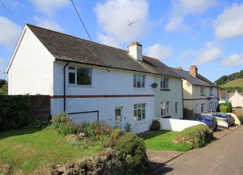 Thumbnail 4 bed semi-detached house for sale in Otterton, Budleigh Salterton, Devon
