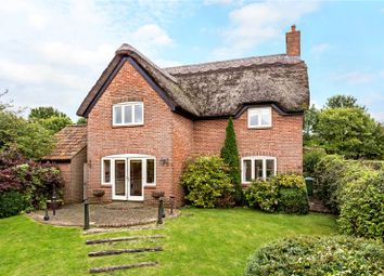 Thumbnail 4 bed detached house for sale in Oldbury Fields, Cherhill, Calne, Wiltshire