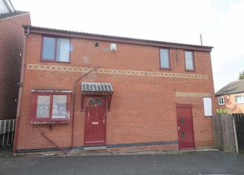 Thumbnail 3 bed detached house for sale in Constance Street, Basford, Nottingham