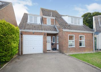 Thumbnail 3 bedroom detached house for sale in Saxon Leas, Winterslow, Salisbury