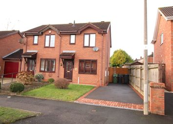 Thumbnail 2 bed semi-detached house to rent in The Flats, Bromsgrove