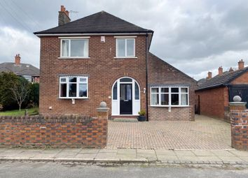 Thumbnail 3 bed detached house for sale in Roxburghe Avenue, Longton, Stoke-On-Trent, Staffordshire