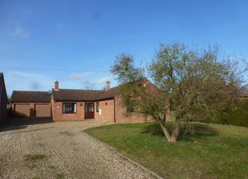 Thumbnail 3 bed bungalow to rent in Methwold Road, Northwold, Thetford