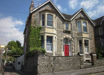Thumbnail 1 bed flat to rent in Victoria Road, Clevedon