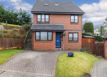 Thumbnail 4 bed detached house for sale in Stonefield Grove, Paisley, Renfrewshire