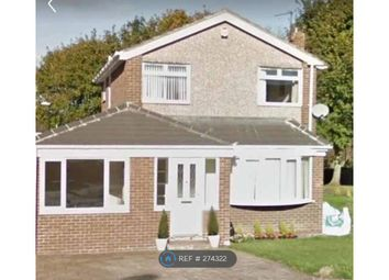 Thumbnail 4 bedroom detached house to rent in Moorside, Sunderland