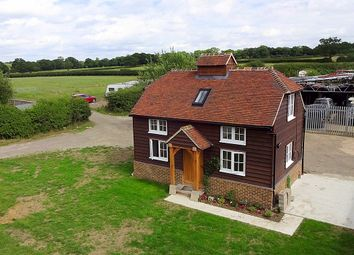Thumbnail 2 bed detached house to rent in Rusper Road, Newdigate, Dorking