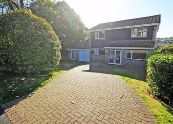 Thumbnail 4 bed detached house for sale in Hopton Close, Eggbuckland, Plymouth