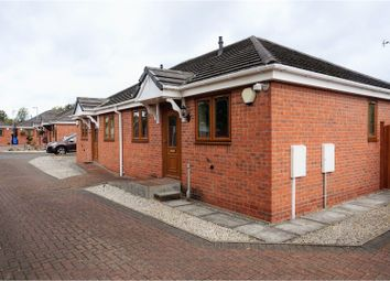 Thumbnail 2 bed semi-detached bungalow for sale in Millennium Court, Mansfield
