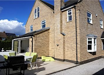 Thumbnail 5 bed detached house for sale in Meadow View, Patrington, Hull