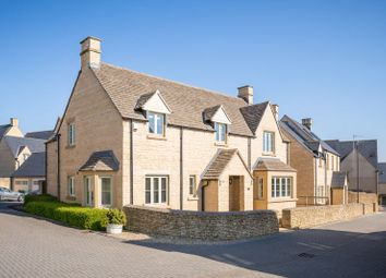Thumbnail 5 bed detached house for sale in Savory Way, Cirencester