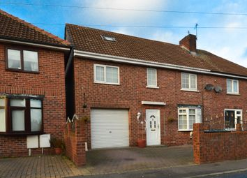 Thumbnail 4 bed semi-detached house for sale in Marlowe Road, Rotherham
