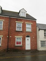 Thumbnail 3 bedroom terraced house to rent in West Street, Wisbech