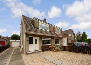 Thumbnail 3 bed semi-detached house for sale in Gilmour Drive, Hamilton, South Lanarkshire